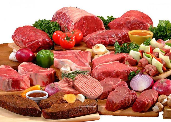 Nam giới bị yếu sinh lý nên tăng cường ăn nhiều thịt đỏ như thịt bò, thịt trâu, thịt dê.